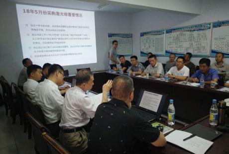 陕西榆林某电厂激光熔覆耐磨技术现场交流会